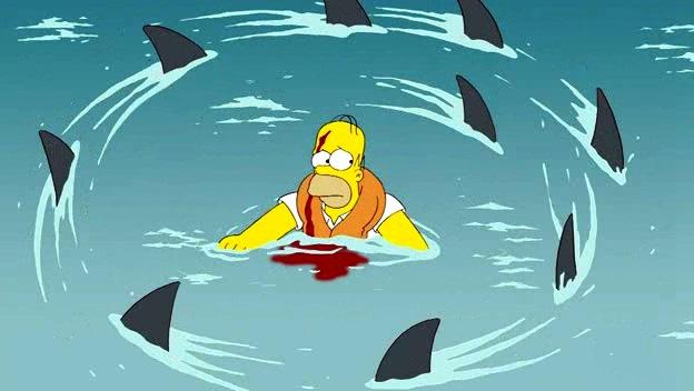 Gambling sharks